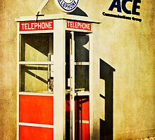 Public Telephone by KBritt