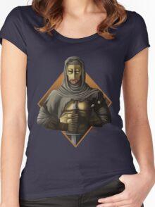 Leper - Darkest Dungeon Women's Fitted Scoop T-Shirt