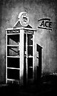 Public Telephone - Mono by KBritt