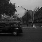 London Eye by RysQue' Photography