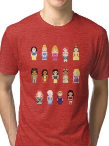Princesses Tri-blend T-Shirt
