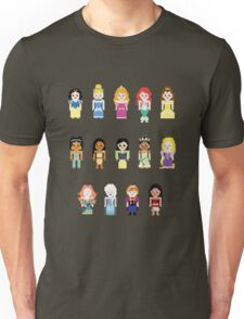 Princesses Unisex T-Shirt