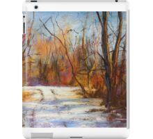 Walk in the Woods iPad Case/Skin
