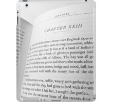 Jane Eyre - Chapter 23 iPad Case/Skin