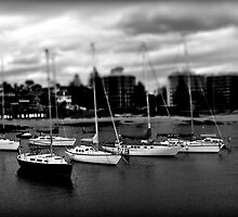 8 Boats by Masterclass