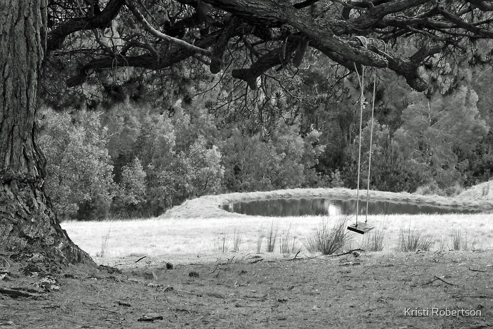 The Tree Swing - Dover, Tasmania by Kristi Robertson