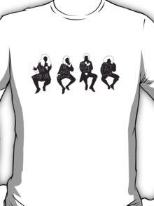 Four Georges T-Shirt T-Shirt