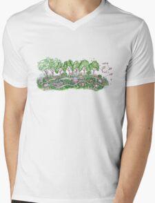 Permaculture Galore  Mens V-Neck T-Shirt
