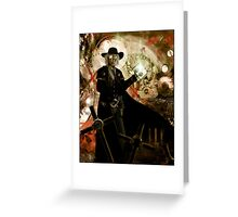 Preacher Man Greeting Card