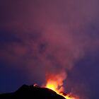 Schiena dell'Asino, Etna - Purplish mood by cicciofarmaco