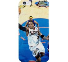 Allen Iverson Philadelphia 76ers iPhone Case/Skin