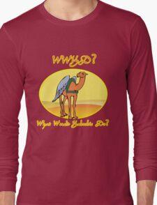 What Would Kaboobie Do? Long Sleeve T-Shirt