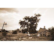 Abandoned Winery 3 Photographic Print