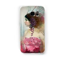 Portrait in Pastell 2 Samsung Galaxy Case/Skin
