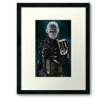 Hell's Lieutenant - Lead Cenobite  Framed Print