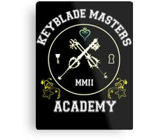 Keyblade Masters Academy Metal Print