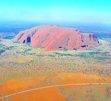 Uluru, Australia by rc2061988