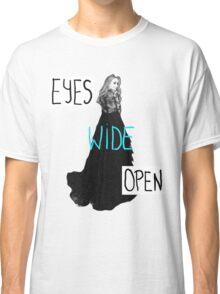Eyes Wide Open-Sabrina Carpenter Classic T-Shirt