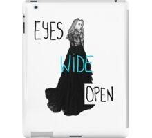 Eyes Wide Open-Sabrina Carpenter iPad Case/Skin