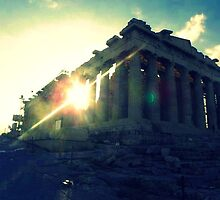 Parthenon, Greece by rc2061988