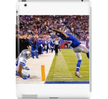 Odell Beckham Jr New York Giants iPad Case/Skin