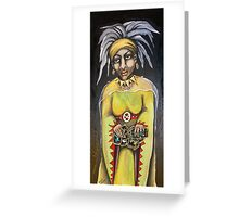 La Casamentera (The Matchmaker) Greeting Card