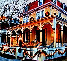 Cape May Christmas by djphoto