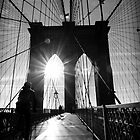 Brooklyn Bridge by Lidia D'Opera