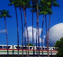 Epcot, Walt Disney World Resort by rc2061988