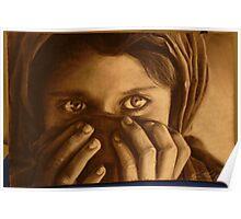 eyes of afgahanastan Poster