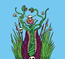 Garden Monster by NelsonG
