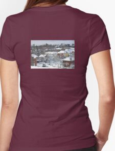 The Morning after a Big Snowstorm in Toronto, ON, Canada T-Shirt
