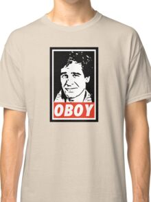 Obeying the Quantum Leap Classic T-Shirt