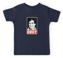 Obeying the Quantum Leap Kids Tee