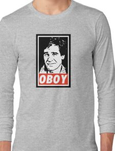 Obeying the Quantum Leap Long Sleeve T-Shirt