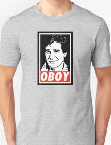 Obeying the Quantum Leap Unisex T-Shirt