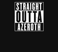 Straight Outta Azeroth Unisex T-Shirt