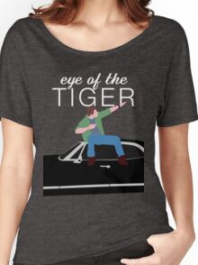 Supernatural - Eye of the Tiger Women's Relaxed Fit T-Shirt