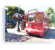 trolley travels Metal Print