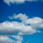 Cloudy sky iPhone case by Artual