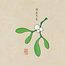 Mistletoe (やどりぎ) by 73553