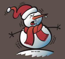Sneezing Snowman Kids Clothes