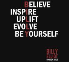 Billy Elliot The Musical Live Logo  T-Shirt