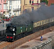 Tangmere - Loco 34067 by Tony Steel