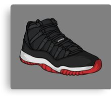 Shoes Breds (Kicks) Canvas Print