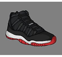 Shoes Breds (Kicks) Photographic Print
