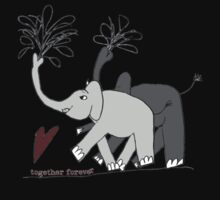 Together Forever Baby Tee