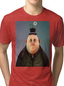 Mr. Brown  Tri-blend T-Shirt
