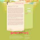 Message from the Muse - Web Template by AngiandSilas