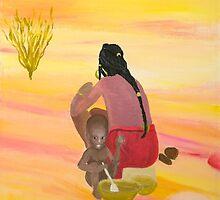 Africa Nr1 by Barbie Hardrock